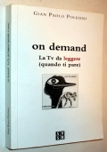 ON DEMAND LA TV DA LEGGERE (QUANDO TI PARE)