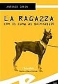 LA RAGAZZA CON IL CANE AL GUINZAGLIO