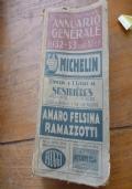 ANNUARIO GENERALE T.C.I 1932 - 33