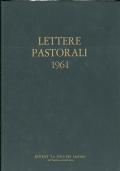 LETTERE PASTORALI 1961