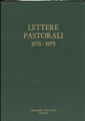 LETTERE PASTORALI 1974-1975