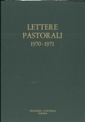 LETTERE PASTORALI 1970-1971