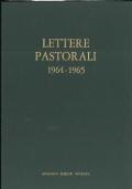 LETTERE PASTORALI 1964-1965