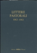 LETTERE PASTORALI 1962-1963