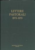 LETTERE PASTORALI 1972-1973