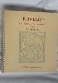 RAVELLO - La porta di bronzo del Duomo -