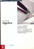 Corso base di algebra 1
