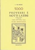 5000 PROVERBI E MOTTI LATINI
