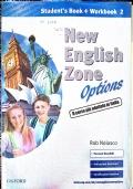 New english zone options 3 + Extra book 3 ............Per la Scuola media