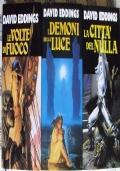 Le volte di fuoco I demoni della luce La citt� del nulla - romanzo fantasy trilogia Epopea dei Tamuli SERIE COMPLETA