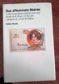SUA AFFEZIONATA MAIMIE- Lettere di una giovane prostituta (1910-1915)