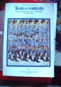 TESTO  E  CONTESTO  -  Guida all'analisi delle opere e degli autori nel loro tempo  -  Antologia per i bienni