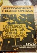 Mezzogiorno e classe operaia