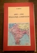 1892 - 1992 MISSIONE COMPIUTA