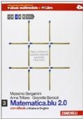 Matematica.blu 2.0. Moduli: S-L. Con Maths in english. Con espansione online. Per le Scuole superiori. vol.3 con Dvd