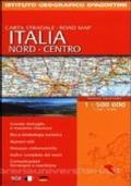 Italia. Nord-centro 1:500.000
