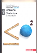 MATEMATICA.AZZURRO 2 CONICHE STATISTICA con maths in English