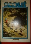 Rivista Scout Avventura-Settimanale dei soci dell'Agesci - maggio 1984 - TRAPPER-ANIMALI-AVVENTURA-SOPRAVVIVENZA-NATURA-LAVORAZIONE CERAMICA-ANNA FRANK-MARE-ALBERI
