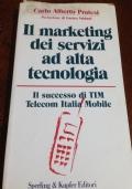 il marketing dei servizi ad alta tecnologia il successo di TIM