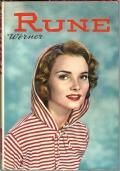 RUNE. [ Collana ''I Romanzi della Rosa'' ed.SALANI in veste rilegata in tutta tela con sopracoperta a colori. FIrenze 1970 ].