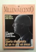 MILLENOVECENTO - ANNO 3 - N.25 - LA SPAGNA SOTTO IL CAUDILLO