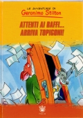 Attenti ai baffi... Arriva Topigoni!   Le avventure di Geronimo Stilton