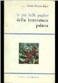 Le piu' belle pagine della letteratura polacca