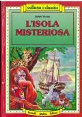 L'ISOLA MISTERIOSA - Fratelli MELITA Editori I Classici