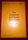 the transistor and diode data book