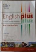ENGLISH PLUS Pre-Intermediate+Entry Checker+DVD My Digital Book