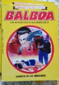 BALBOA - ANNO I - N. 2 - BIANCA COME LA MORTE