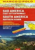 Sud America (stati settentrionali) 1:4.000.000