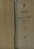 NOVI LIGURE-- ANNUARIO DELLE REGIE SCUOLE ANNO PRIMO 1923-1924 -