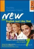 New English Just Like That 1