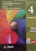 NUOVA MATEMATICA A COLORI - EDIZIONE VERDE - VOLUME 4