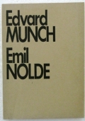 EDWARD MUNCH & EMIL NOLDE - Tokyo, Fuji Television Gallery 1972