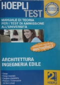 Manuale di teoria per i TEST di ammissione all'Università: ARCHITETTURA - INGEGNERIA EDILE - DESIGN - RESTAURO E CONSERVAZIONE DEI BENI CULTURALI