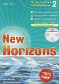 NEW HORIZONS - Student's Book and Workbook 2