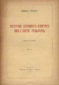 SCHEMI STORICO-CRITICI DELL'ARTE ITALIANA. PER I LICEI