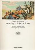 (Edgar Lee Masters) Antologia di Spoon River 1993 Testo A FRONTE  Einaudi