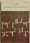 Quaderna Capituli Lovranensis