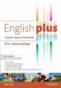 English Plus Pre-Intermediate Student Book/Workbook