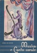 (Antonio Nino Botteon) Musica e canto corale 1969   Trevigiana