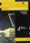 La Storia dell'Arte 4. Dal Barocco all'Art Nouveau