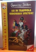 Sei in trappola Geronimo Stilton