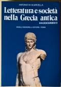 Letteratura e società nella Grecia antica
