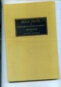 SULL ARTE DI FABBRICARE LE SCIABOLE DI DAMASCO- RISTAMPA ANASTATICA DEL 1821-