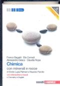 CHIMICA con minerali e rocce