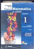 Nuova matematica a colori. Algebra 1,  senza quaderno di recupero. Ediz. blu. Con espansione online. Senza CD-ROM