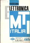 Rassegna Elettronica 15, Autoradio Vittorio Cannetta, Importante fornitura nucleare dell�Italia agli USA ? Nuovo procedimento per il trattamento superficiale dei metalli, 1967